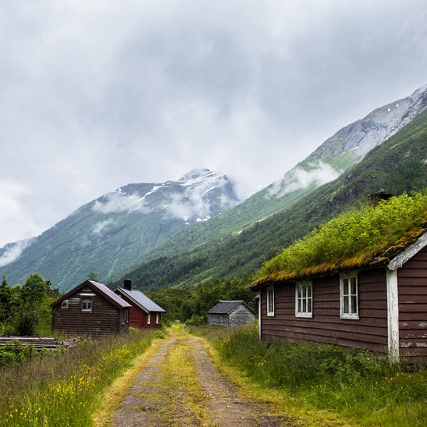Fjellstølen, Fjærland
