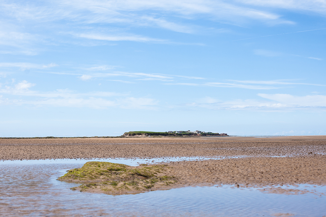 Hilbre Island, West Kirby
