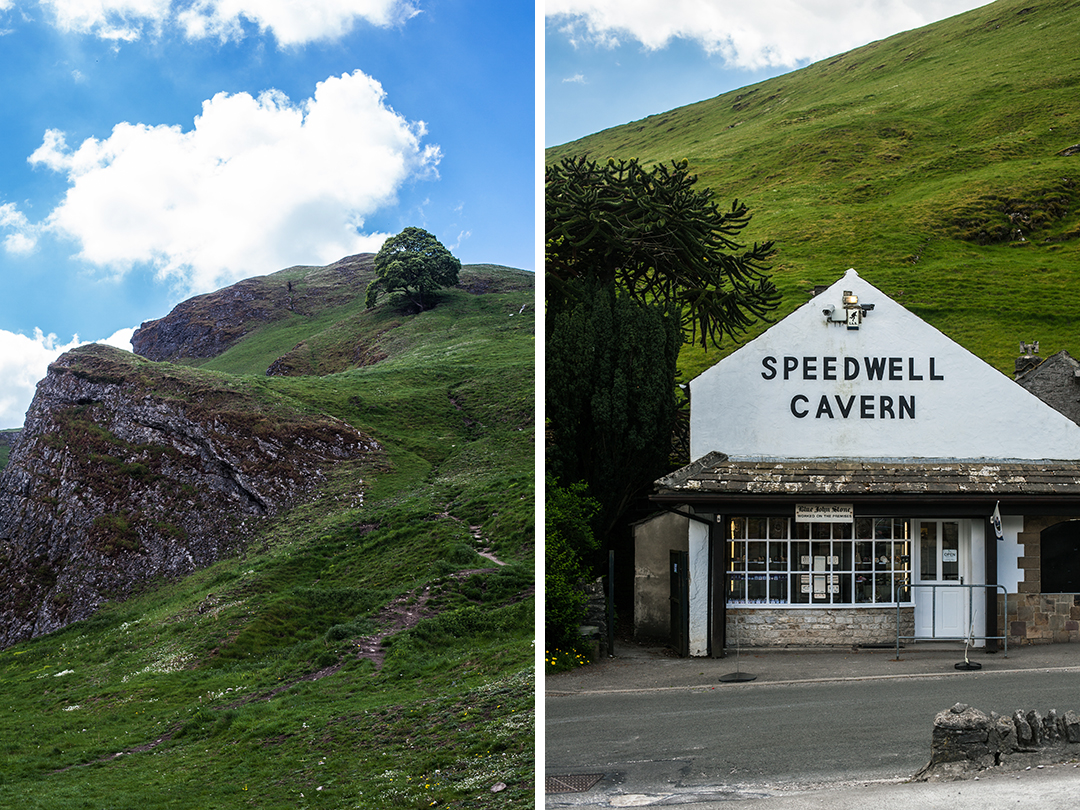 Speedwell Cavern, Peak District