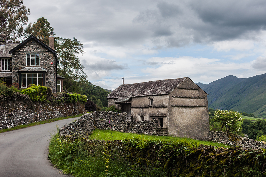 Troutbeck, Lake District