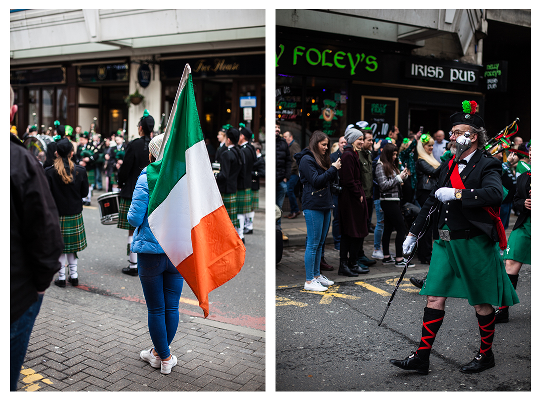 St. Patrick's Day, Liverpool
