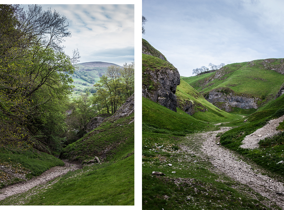 Cave Dale, Peak District