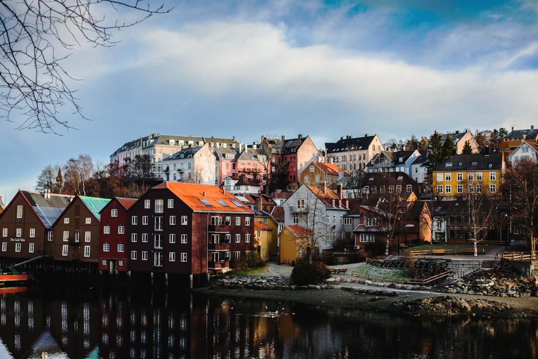 Høst i Trondheim