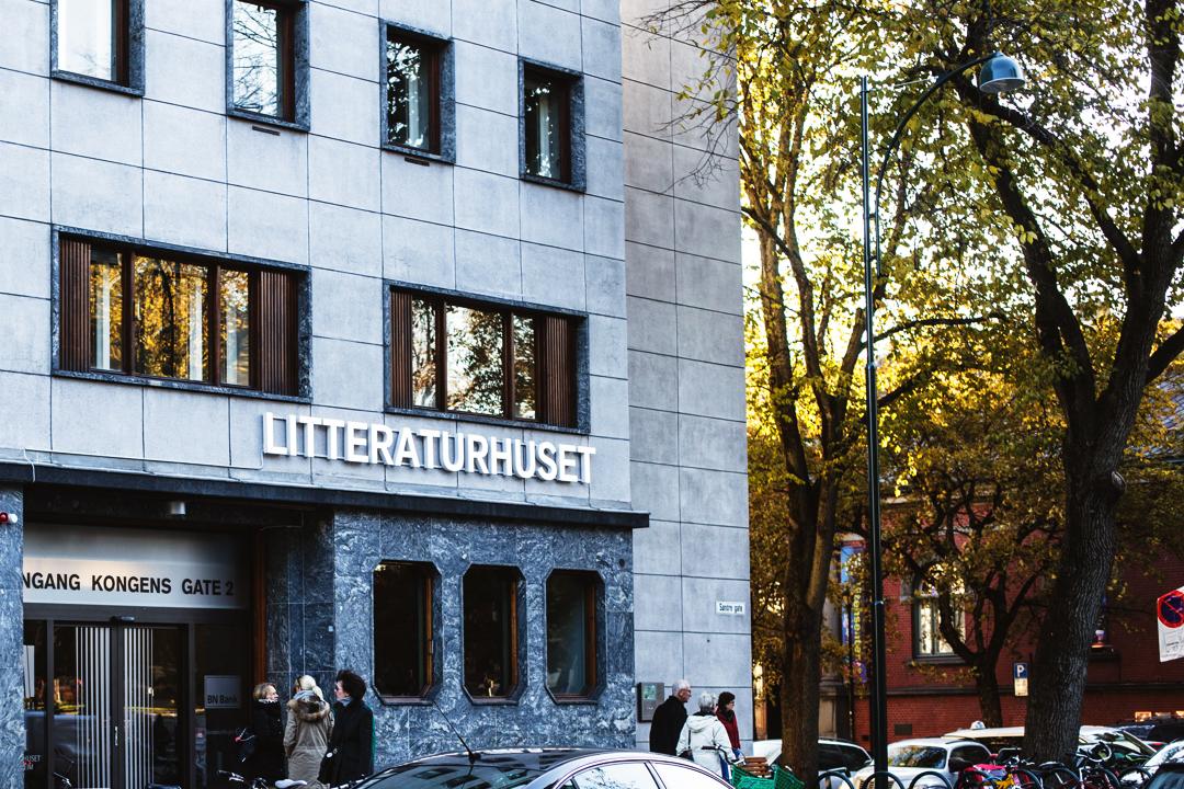 Litteraturhuset Trondheim